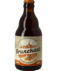 Bottled beer - Brunehaut Bio Ambrée