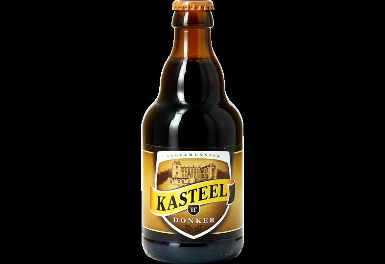 Flaskor - Kasteel Bruin
