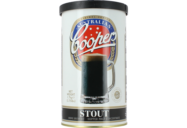 Kit voor bier - Kit à bière Coopers Stout