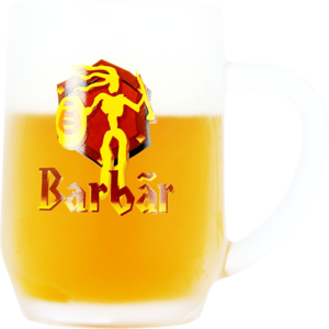 Glas Barbar Bock - 20 cl