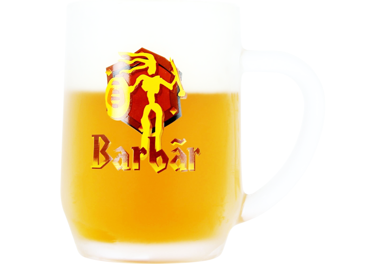 Beer glasses - Barbar Bock 25cl glass