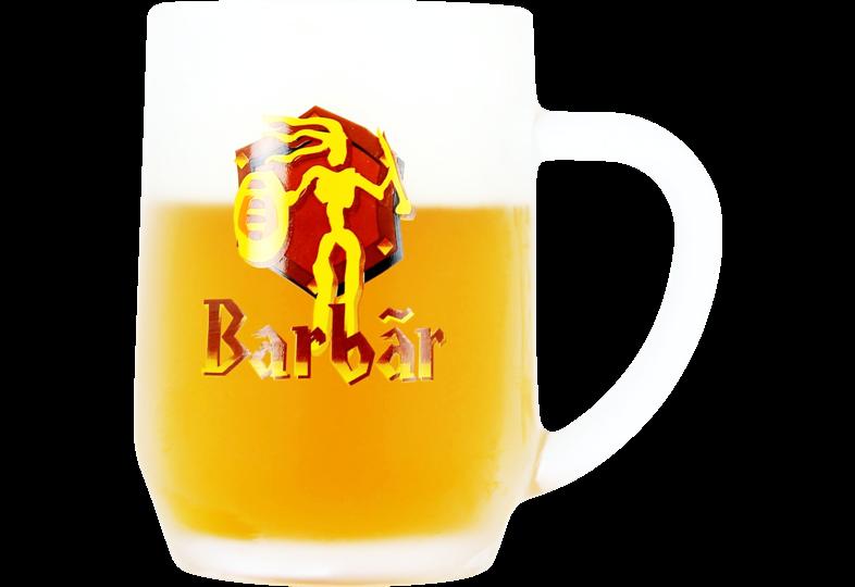 Ölglas - Barbar Bock 25cl glass
