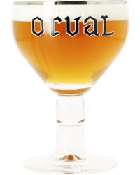 Bierglazen - Orval bierproefglas - 18 cl