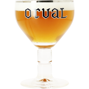 Orval 18cl tasting glass