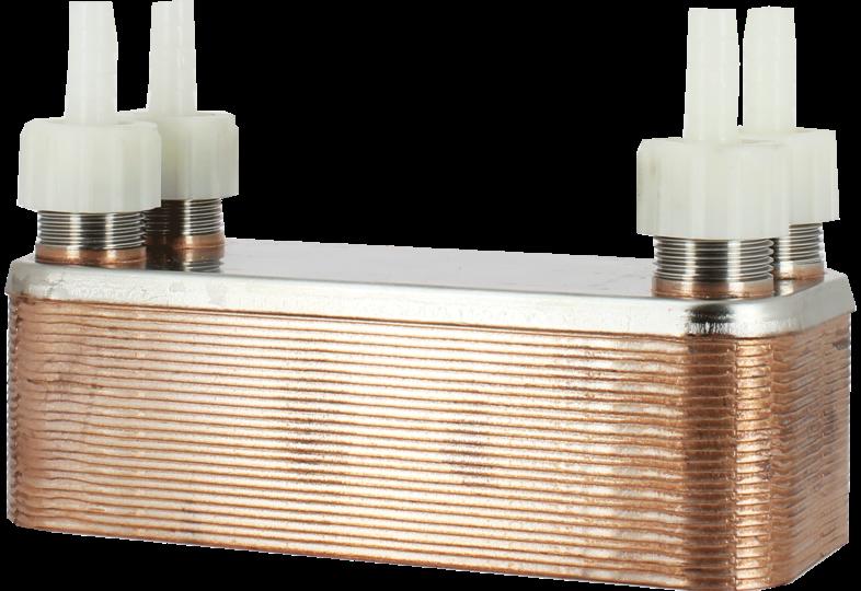 S'équiper pour brasser - Refroidisseur à moût 24 plaques