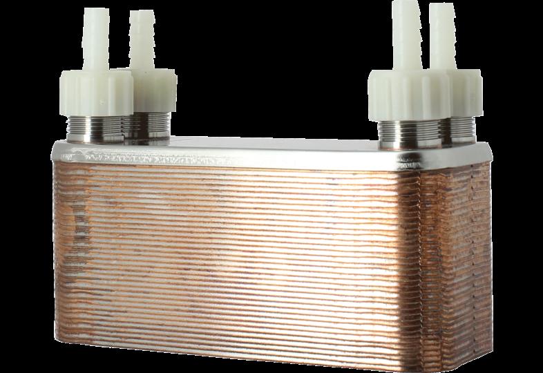 S'équiper pour brasser - Refroidisseur à moût 36 plaques