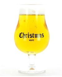Biergläser - Glas Christmas Vichte