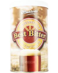 Kits de cerveza - Kit de bière Muntons Premium Bitter