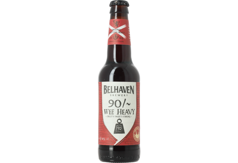 Bouteilles - Belhaven 90/~ Wee Heavy