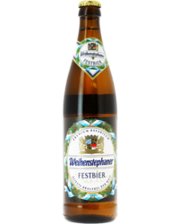 Botellas - Weihenstephaner Festbier