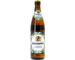 Bottled beer - Weihenstephaner Festbier