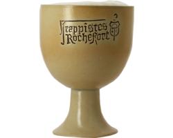 Bierglazen - Rochefort keramisch kelkglas