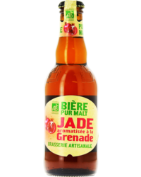 Bottled beer - Jade à la Grenade