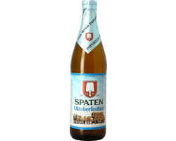 Bottled beer - Spaten Oktoberfestbier
