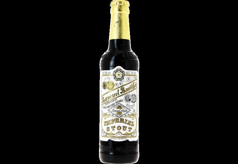Flaskor - Samuel Smith Imperial Stout