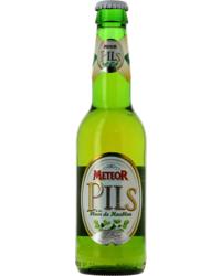 Flessen - Meteor Pils - 33 cl