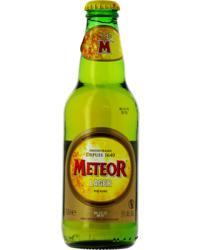 Flessen - Meteor Lager - 33 cL