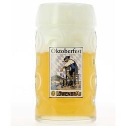 Beer glasses - Chope Oktoberfest Löwenbräu