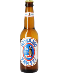 Bottled beer - Hinano