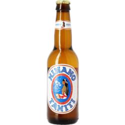 Bottled beer - Hinano