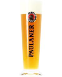 Biergläser - Verre Paulaner 25cL