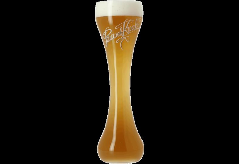 Beer glasses - Kwak flat-bottom glass