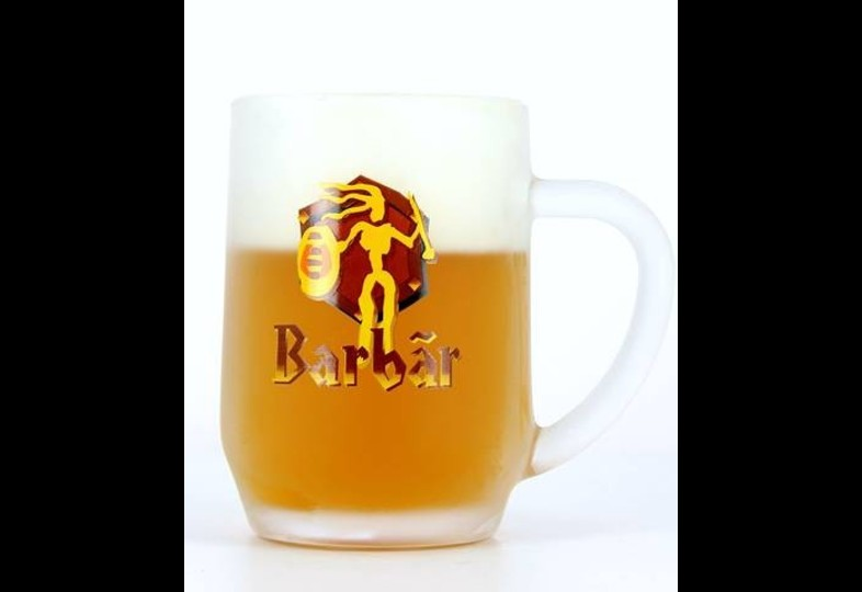 Beer glasses - Barbar Bock 50cl glass