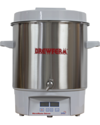 Brewing Accessories - Brew Kettle Pro electric stainless steel 27L