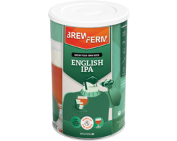 Kit da birra - Kit per birra Brewferm English IPA