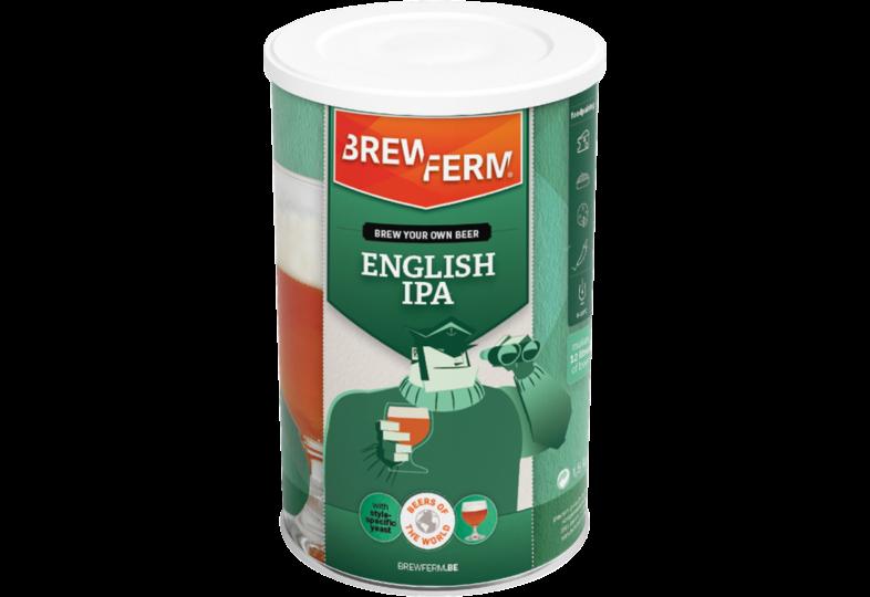 Kit à bière - Kit à bière Brewferm English IPA 12 L