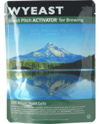 Levures de brassage - Wyeast American Ale II 1272 liquid yeast