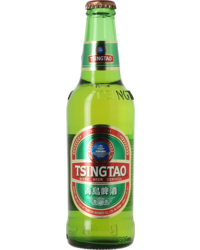 Bottled beer - Tsingtao