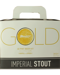 Kit de bière - Gold Imperial Stout Beer Kit - Muntons