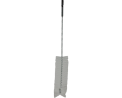 Produits de nettoyage - Goupillon en nylon 45 cm