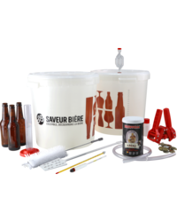 Kits de brassage - Complete Brewing Starter Kit Dark Beer