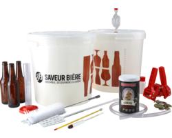 Kits de brassage - Kit de brassage complet bière brune d'abbaye