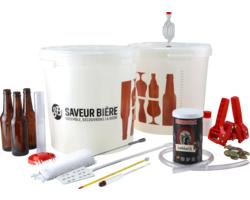 Kits de brassage - Kit de brassage complet bière Ambrée
