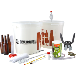 Brewing kits - Complete Brewing Starter Kit Amber Beer