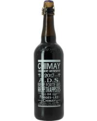 Flaschen Bier - Chimay Grande Réserve 2017 Sérigraphiée 75 cL