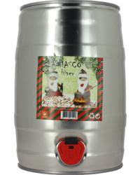 Kegs - Keg 5L La Mascotte Hiver