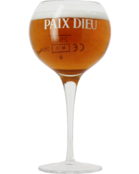 Beer glasses - Paix Dieu 25cl glass