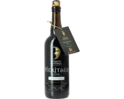 Bottled beer - Straffe Hendrik Heritage 2016