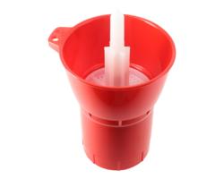 Imbottigliamento - Rince bottiglia rotante per gocciolatoio