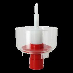 Embouteillage - Rince bouteille pour égouttoir rotatif - Avinatore