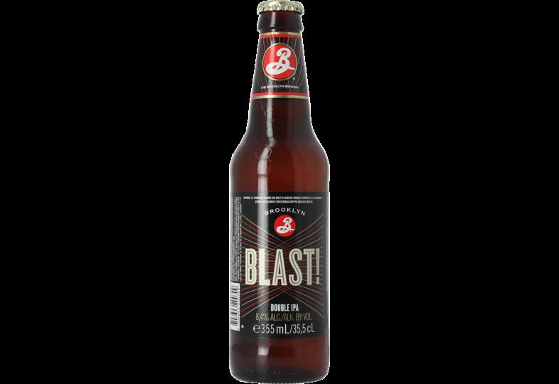 Bottled beer - Brooklyn Blast