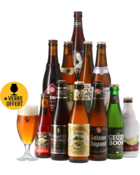 Saveur Bière gift box - The Best of Belgium Collection