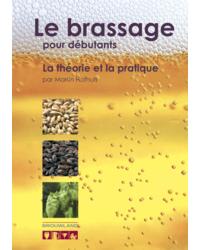 """Boeken over bierbrouwen -  Boek: """"Le brassage pour débutants"""""""