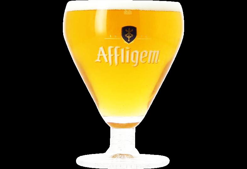 Bierglazen - Affligem-bekerglas - 33 cl