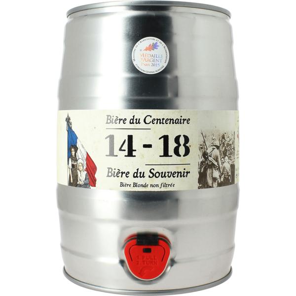Fust 5L Bière du Centenaire