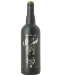 Flessen - Wilde Leeuw - Bière Triple vieillie en Fust de Bourgogne Blanc